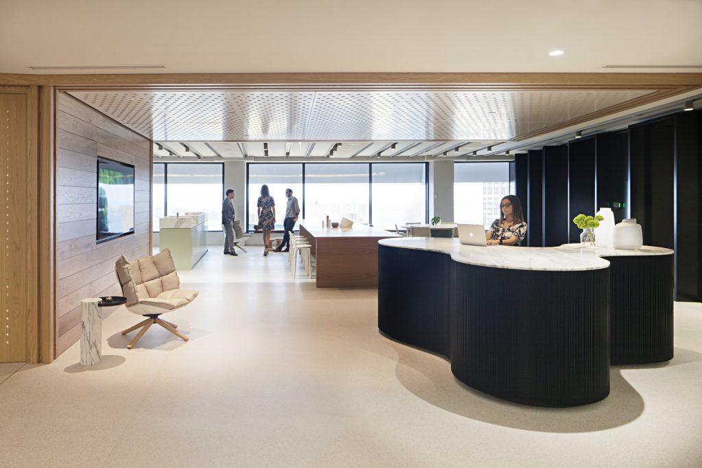 office design sydney. Grosvenor Place Talks Workplace Design With Unispace Office Sydney D